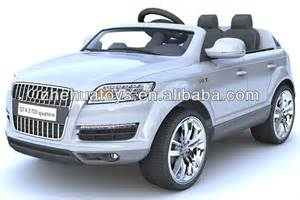 newest audi q7 licesned 12volt electric car for r