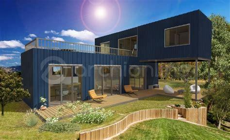 Construire Maison En Container by Permis De Construire Pour Maison Container Archionline