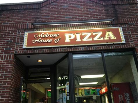 melrose house of pizza 17 best images about dining in melrose on pinterest oreo cheesecake sweet sauce and ea