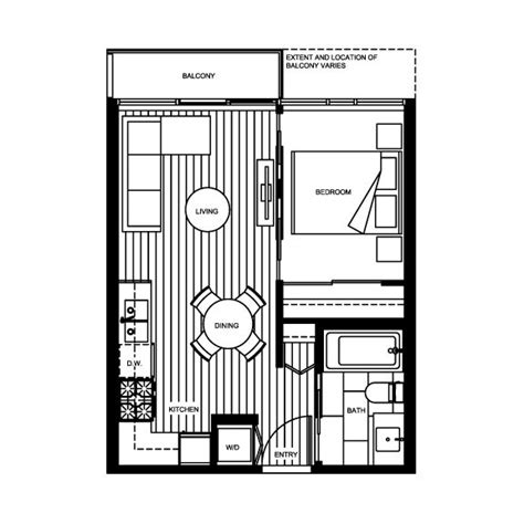 micro apartments floor plans best 25 micro apartment ideas on pinterest micro