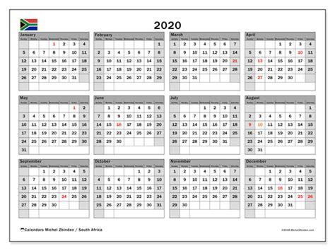 calendar south africa michel zbinden en