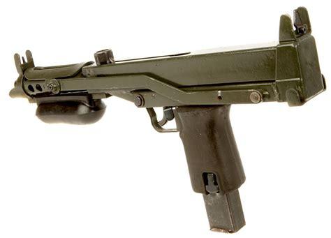 Cobra 9mm Auto by Deactivated Rhodesian 9mm Cobra Carbine Modern