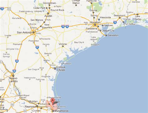brownsville texas map spacex locations map pics about space