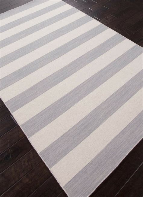 Grey And White Area Rugs Grey Striped Area Rug Smileydot Us