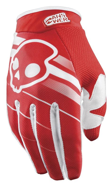 skullcandy motocross gear answer skullcandy gloves revzilla