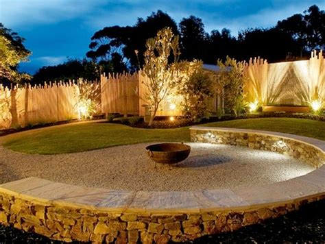 Landscape Accent Lighting Outdoor Lighting Accent O G Industries Earth Products Showcase