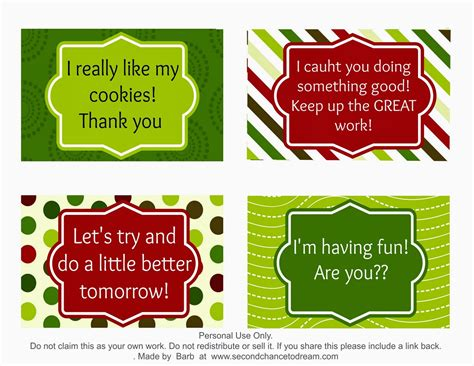 printable elf playing cards search results for note from elf on the shelf template