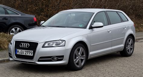 audi 2012 a3 2012 audi a3 sportback 8p pictures information and