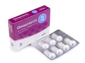 Protone Capsules Bristol Laboratories Omeprazole