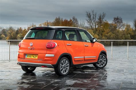 fiat 500l new fiat 500l arrives in the uk priced from 163 16 195