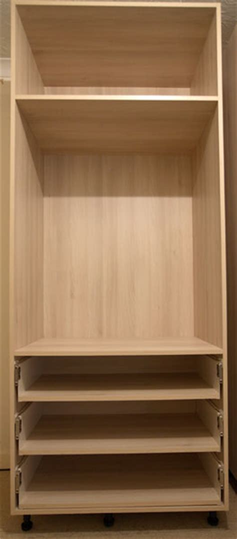 Bedroom Wardrobe Carcasses Pictures Of Our Made To Measure Cabinet Carcasses