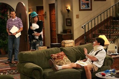 two and a half men house two and a half men house decor cherry trim and doors with black hardware dream home