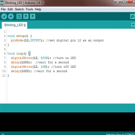arduino code how to arduino led blinking tutorial 2 makerstream