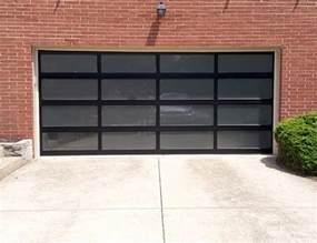 Glass Panel Garage Door Residential Commercial Garage Door Gallery Dc Door Company