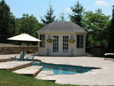 pool houses triyae backyard cabana kits various design inspiration for backyard