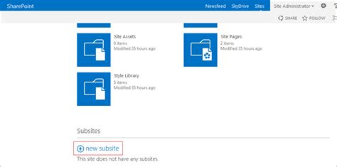knowledge base template sharepoint 2013 how to create a sub site in sharepoint 2013