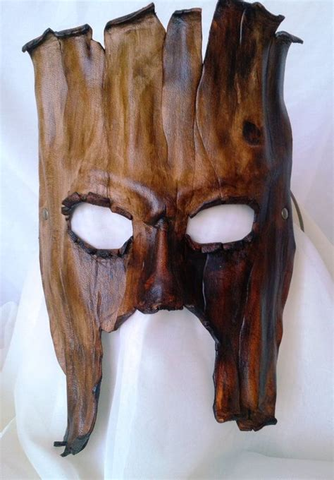 Handmade Leather Masks - 1000 images about leather masks on trees a