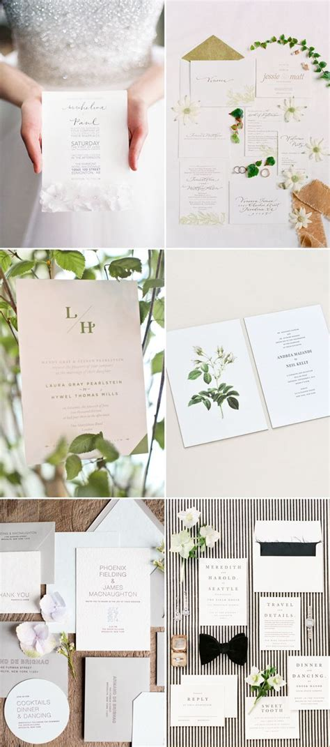 wedding invitations 2016 trends 7 top wedding invitation trends for 2016 creative design personality and celebrations
