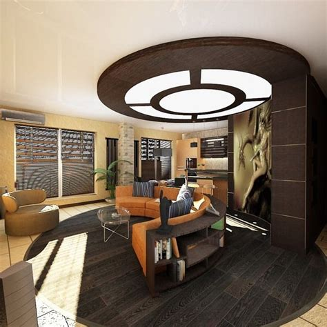 Ceiling Design 2012 by Attractive Power From The Living Room Ceiling Design 2012