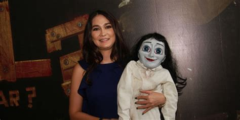 film the doll 2 indonesia dibintangi luna maya the doll 2 siap teror penonton