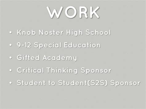 Knob Noster High by Introducing By
