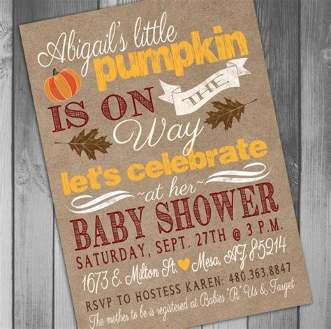 Lil Baby Shower Decorations by Best 20 October Baby Showers Ideas On Baby