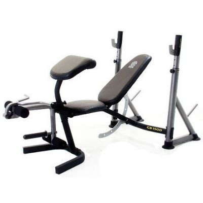 golds gym weight benches golds gym gb1500 weight bench