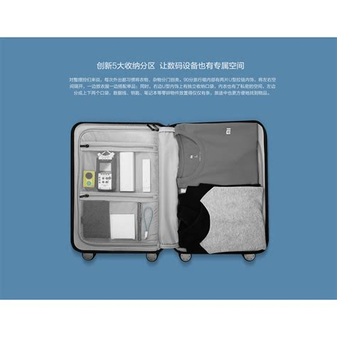 Xiaomi 90 Points Suitcase Koper Travel 20 Inches xiaomi 90 points suitcase koper travel 20 inches black jakartanotebook