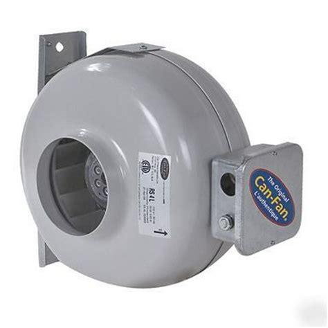 fan in a can 4 quot can fan inline duct exhaust fan blower hydroponics