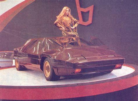 lancia stratos sibilo   concept cars