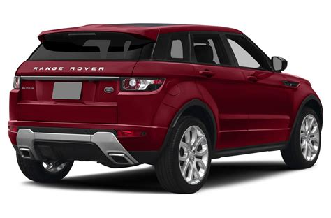 land rover 2015 2015 land rover range rover evoque price photos