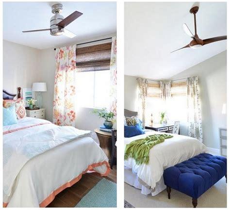 Fan In Bedroom by Stay Cool Modern Ceiling Fans Centsational Style