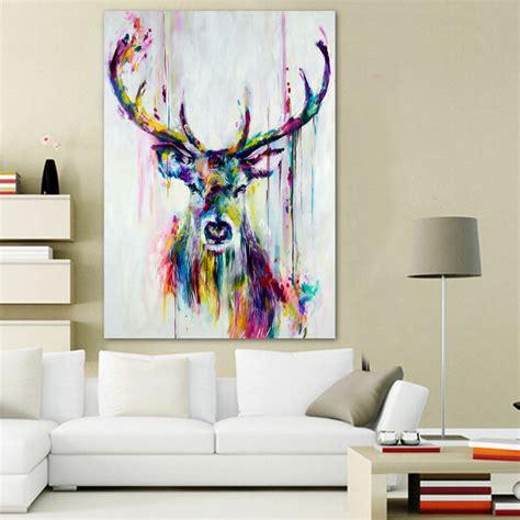 canvas prints home decor watercolor retro canvas prints home decor wall art