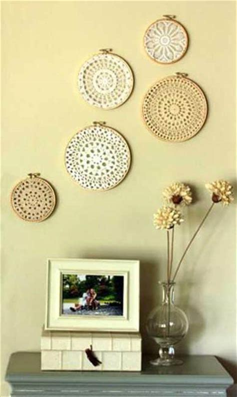 wall decor ideas  recycled materials diy