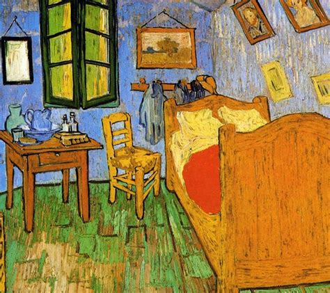 Bedroom Gogh Painting Best 25 Gogh Bedroom Painting Ideas On