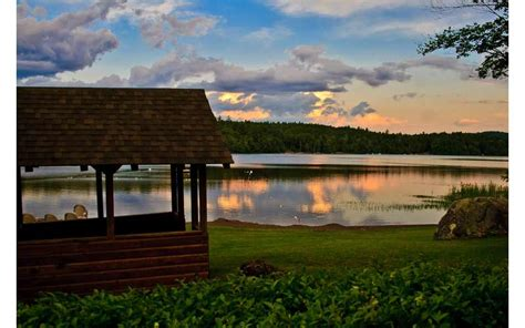 pines on trout lake lake george cabins cottages