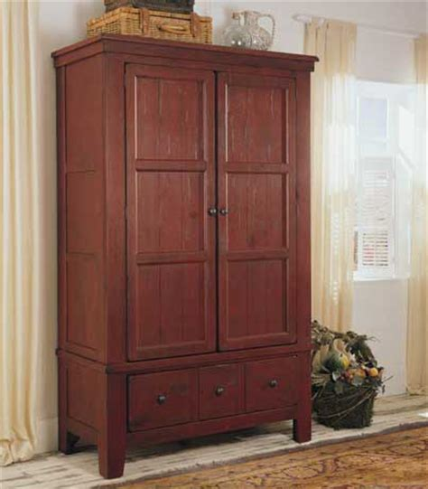 Broyhill Attic Heirloom Armoire by Broyhill Armoire