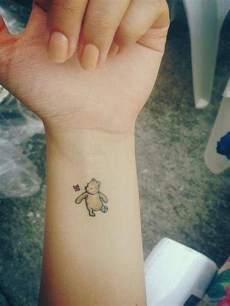 pooh bear tattoo designs top 100 disney ideas that evoke nostalgia