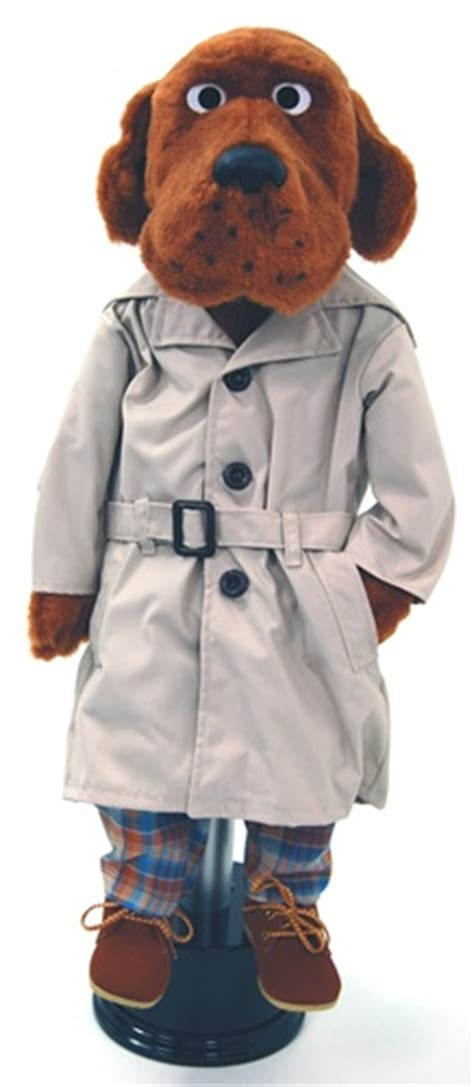 mcgruff the crime mcgruff the crime animal puppet for puppeteers or ventriloquists