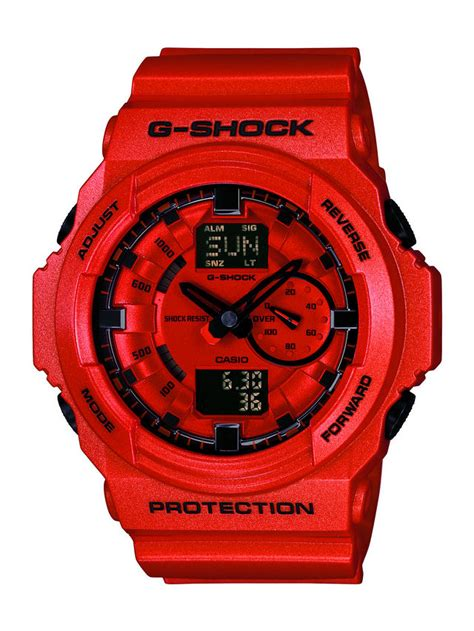 G Shock Ga150 new concept combi collection ga150 and ga150a g shocks