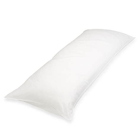 bed and body bodymate 174 body pillow bed bath beyond
