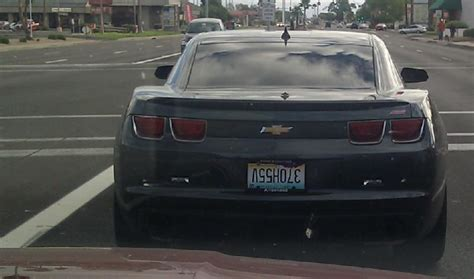 Ideas For Vanity Plates 370h55v License Plate Ls1tech Camaro And Firebird