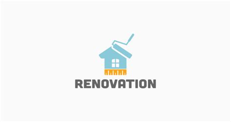 free renovation logo provided by logo lagoon