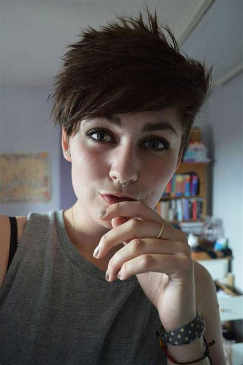 20 cute shaved hairstyles for women 20 short hair cuts for girls short hairstyles