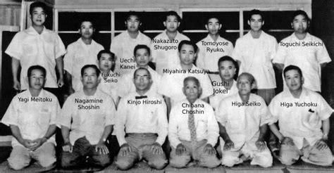 history of okinawa karate japan karate do hakua kai ryukyu bugei 琉球武芸 research workshop 研究工房 page 5