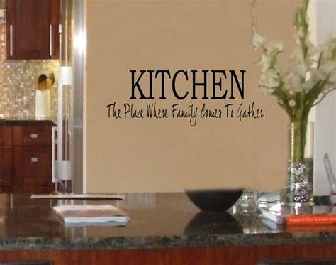 kitchen wall art quotes quotesgram wall decals quotes kitchen quotesgram