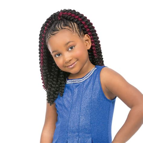 cornrow patterns for pre braided crochet braids 20 best coiffures pour les fillettes images on pinterest