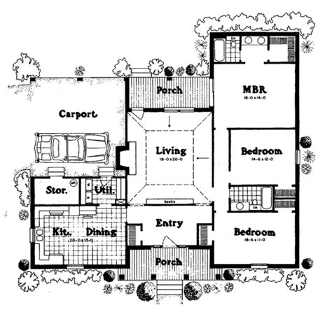 18th century house plans classical style house plan 3 beds 2 baths 1729 sq ft plan 36 575 dreamhomesource com