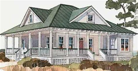Cracker Style Log Homes small cottage floor plans compact designs for