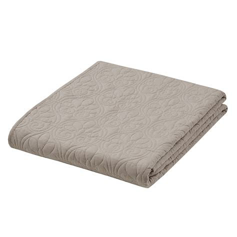 Quilted Throw by Park Oversized Quilted Throw